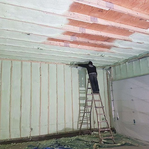 Time to Insulate before the big freeze.j