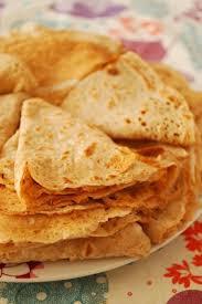 Crêpes au lait de noix de cajou et ses résidus