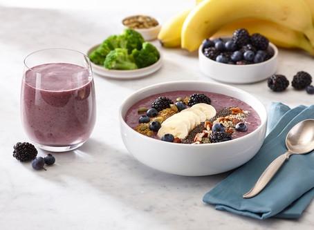 Smoothie proteine au brocoli et superfruits