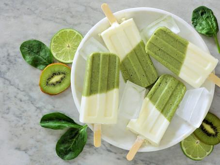 Des desserts sains et naturels : les POPSICLE