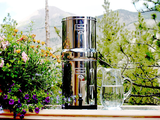 TRAVEL BERKEY 5,7 LITRES