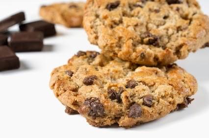 Cookies moelleux au déshydrateur