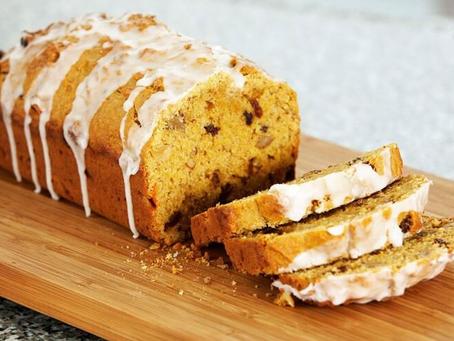 Et si on cuisinait un cake à la pulpe de notre dernier jus?