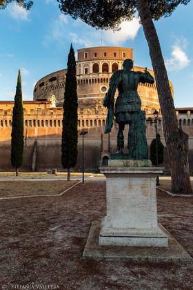 statua di Adriano