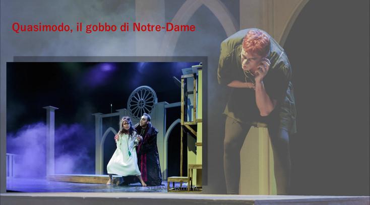 Quasimodo, il gobbo di Notre - Dame