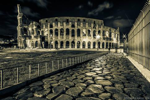 Anfiteatro Flavio - Roma