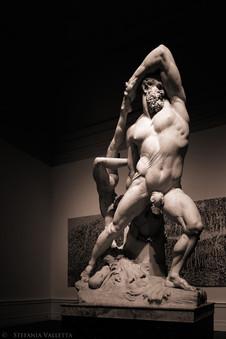 Ercole e Lica - Antonio Canova Galleria Nazionale di Arte Moderna