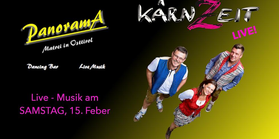 Live-Party im PanoramA - Matrei (Osttirol)