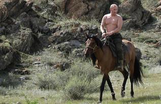 Putin's Grab at Power