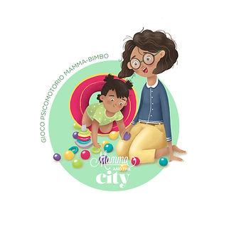mamma and the city - gioco psicomotorio-