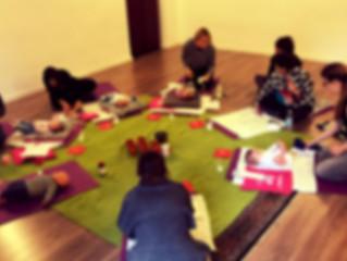 14 SETTEMBRE - Il massaggio infantile di mammaandthecity: nuovo gruppo in partenza