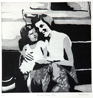 Anne & Thea 1953.jpg