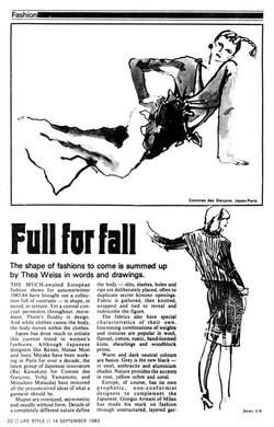 Jerusalem Post, Israel, 1983