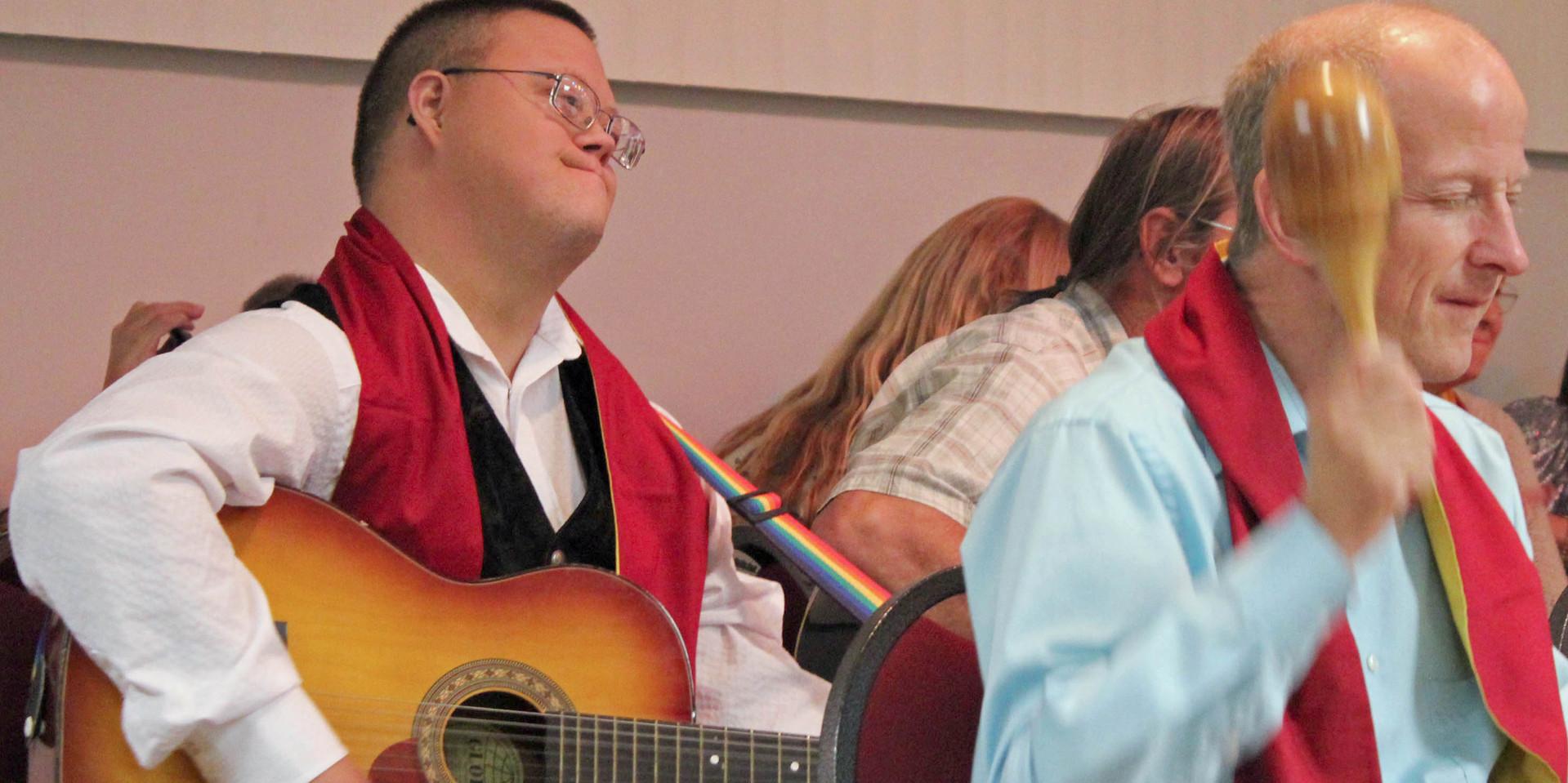 Paul and Bruce Pavilion Music.jpg