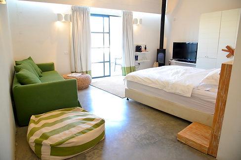 Luxurious suite