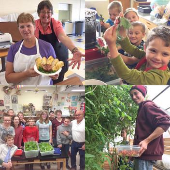 Featured Community Closet Grant Recipient: Farm to School (F2S)