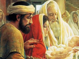 The Song of Simeon: The Cradle and the Cross