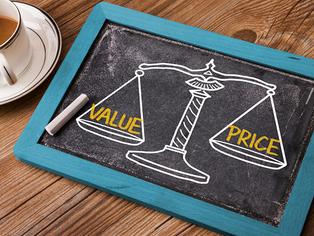 Diferencia entre Valor y Precio