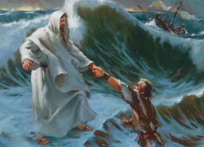 Jesus Comes to Our Rescue