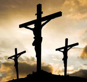 Places of the Passion: Golgotha