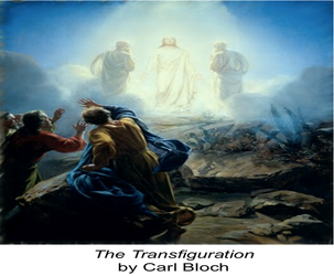 The Transfiguration of Christ & You, Too!