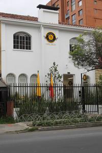 Fachada Hotel Boyaca Real