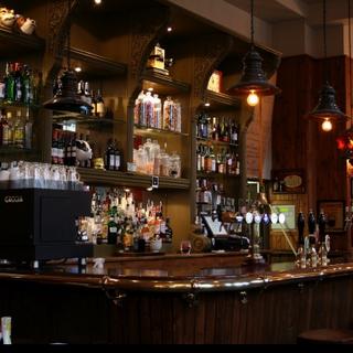 Camden pub, London England