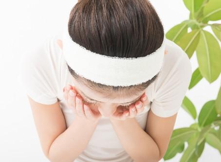 洗顔を極め、基礎からの美肌作りで顔のくすみを改善!