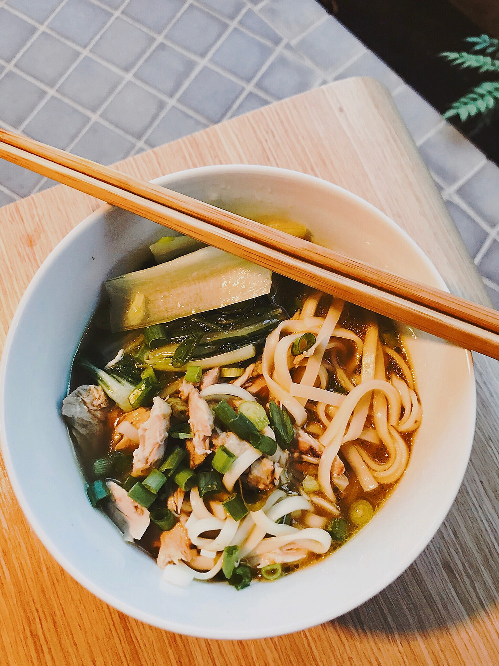 Soto Ayam Noodles