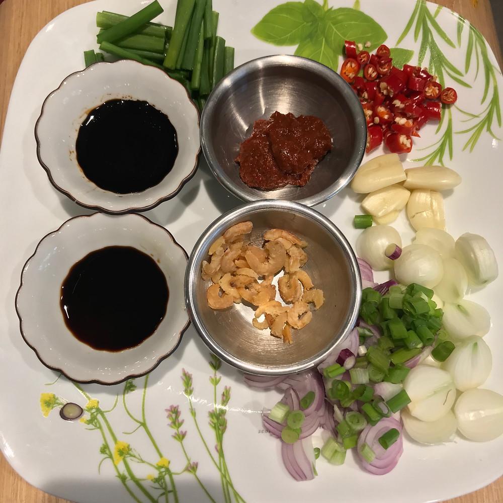 Malaysian Fried Koay Teow