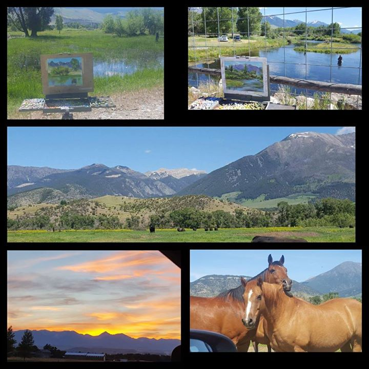 Back now from the best trip ever to the best place on earth.jpg.jpg.jpg Paradise Valley, Livingstone, Montana