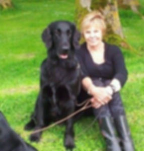 Ann Kilminster with Ranger