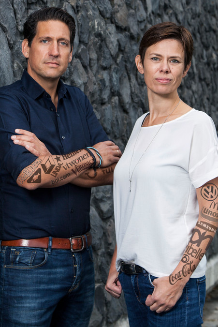 Dave & Geertje | Sanoma/SBS