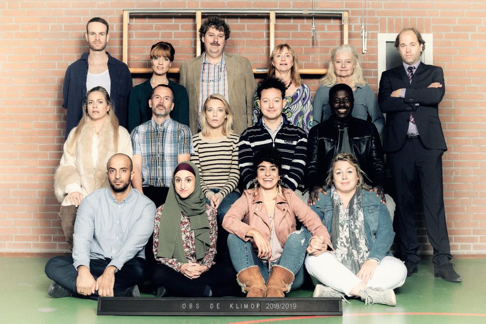 Cast De Luizenmoeder