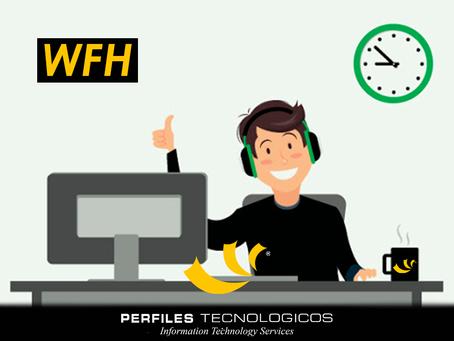 6 Puntos Clave Para La Modalidad Working From Home
