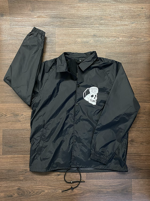 Rebo Skull small rain jacket