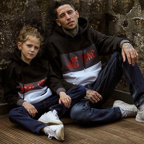 Rbnc Tricolor hoodie ⚠️ Adult ⚠️