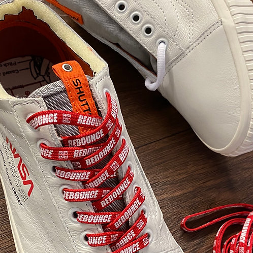 Shoes laces Red
