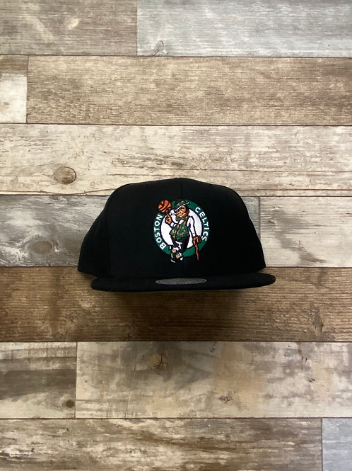 Celtics cap by Mitchell and Ness