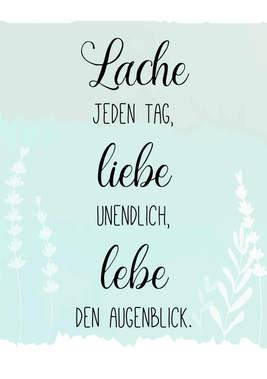 """Poster """"Hochzeit"""""""