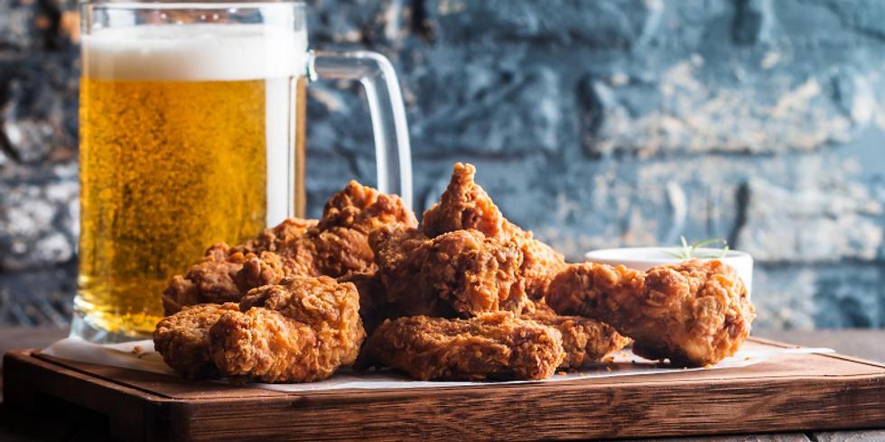 New Menu event !!  Chi-Mac (Korean chicken wings & Beer) 15% off