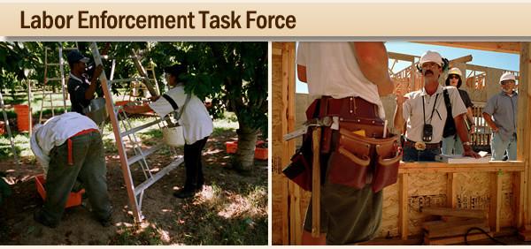 Department of Labor Standards Enforcement