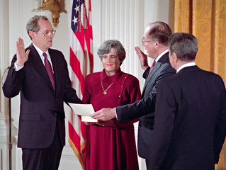 Remembering Justice Kennedy