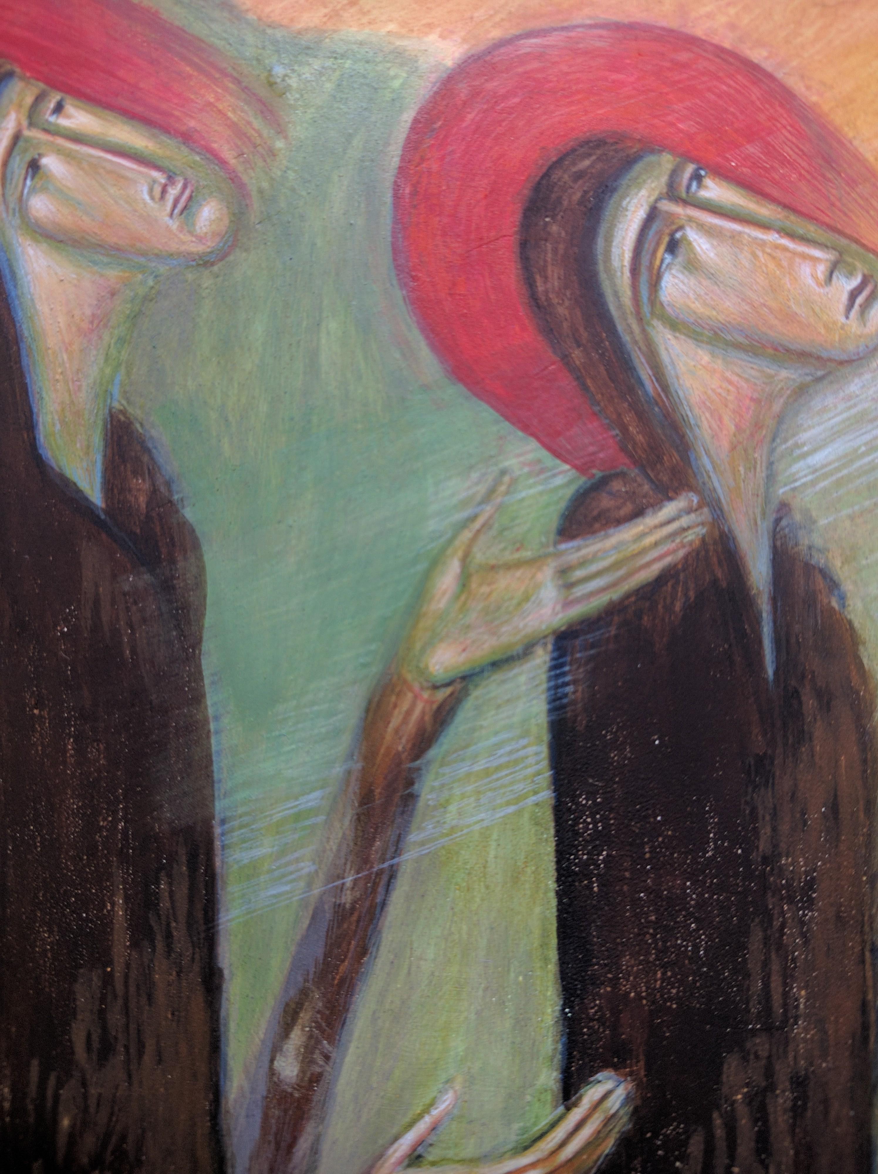 Simeon and Anne