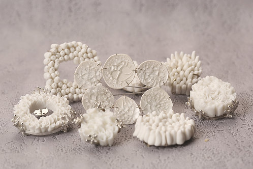 Porcelain in Jewellery course 10 weeks