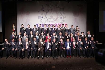 세일즈 아웃소싱 업체 중앙M&H, 대한민국 창조경영 2020 경영부문 수상