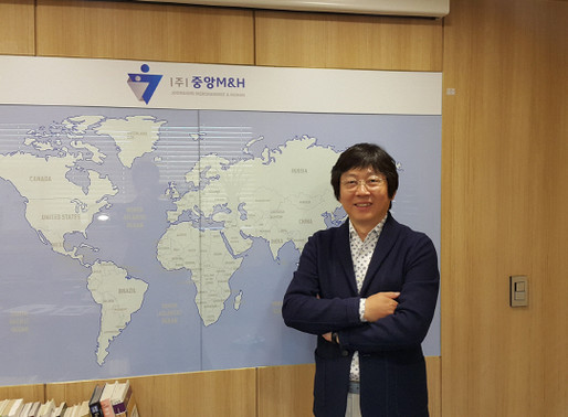 [2016 우수중소기업대상] 중앙엠앤에이치 가전 판매전문가 파견...양판·할인점의 성공 파트너