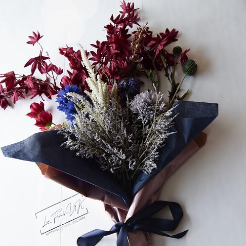 Artificial Flower Bouquet   Cottage Decadence