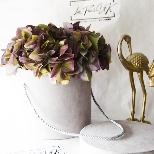 Hat Box Flowers | The Celina