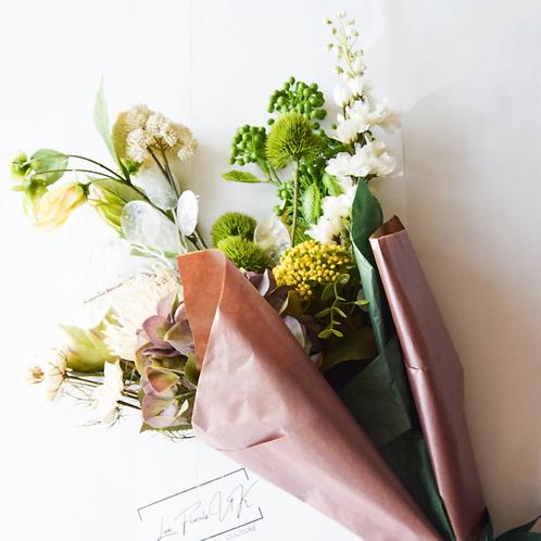 Artificial Flower Bouquet | Emerald Highs
